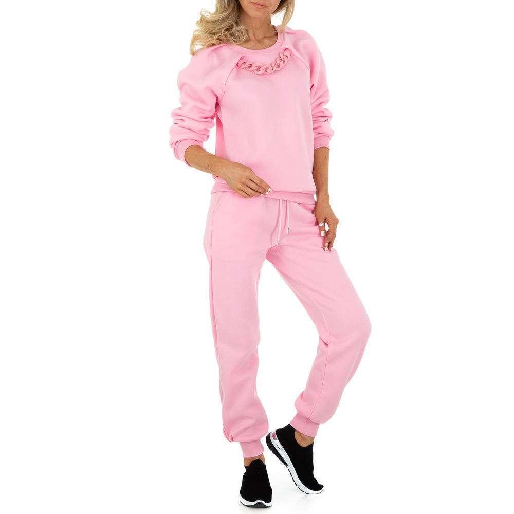 Costum de jogging și agrement pentru femei de Emma & Ashley Design - roz