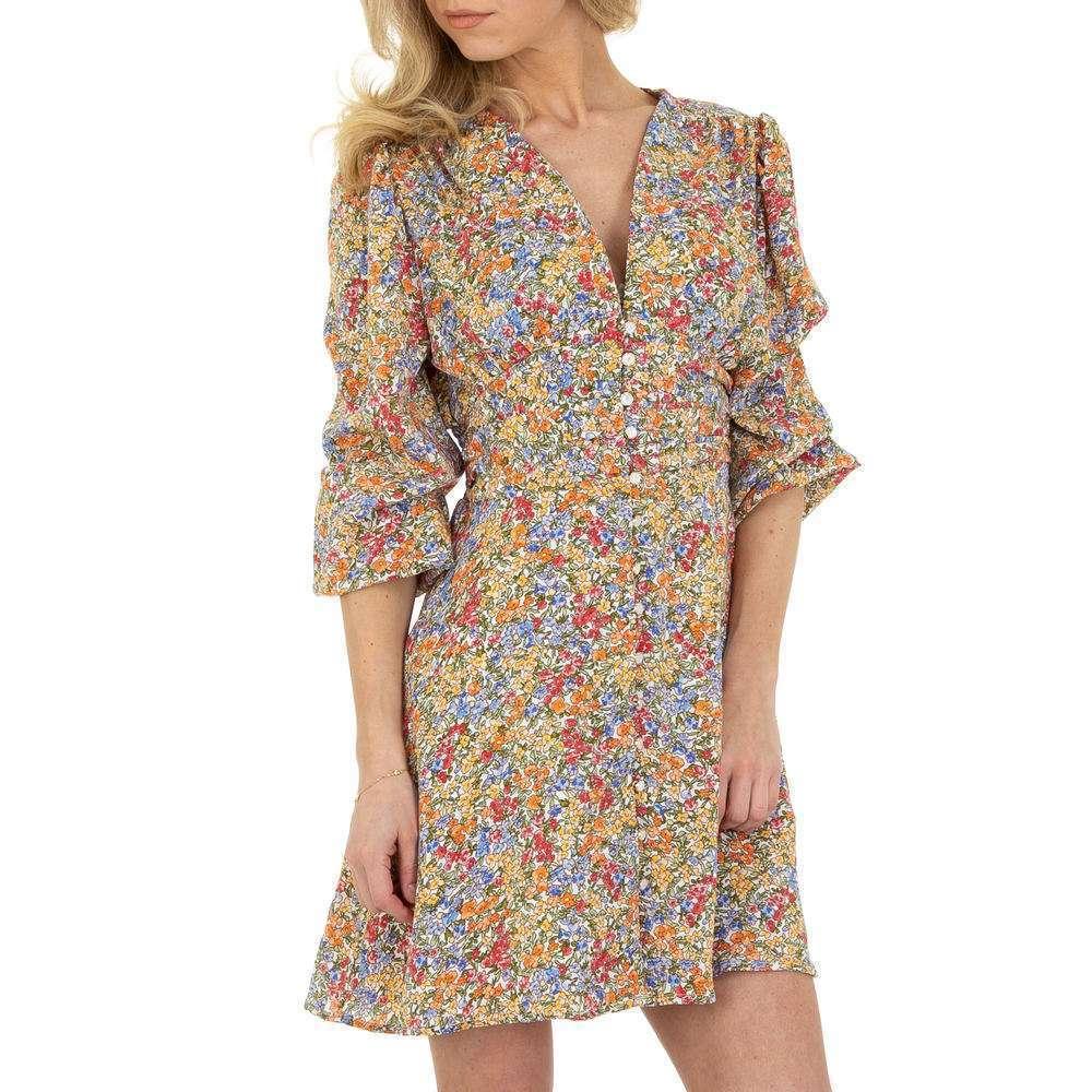 Rochie de bluză pentru femei de SHK Paris - verde