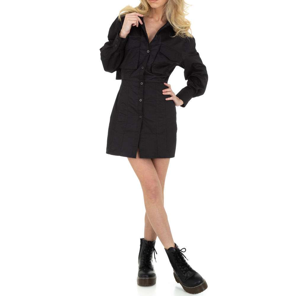 Rochie mini pentru femei de SHK Paris - neagră