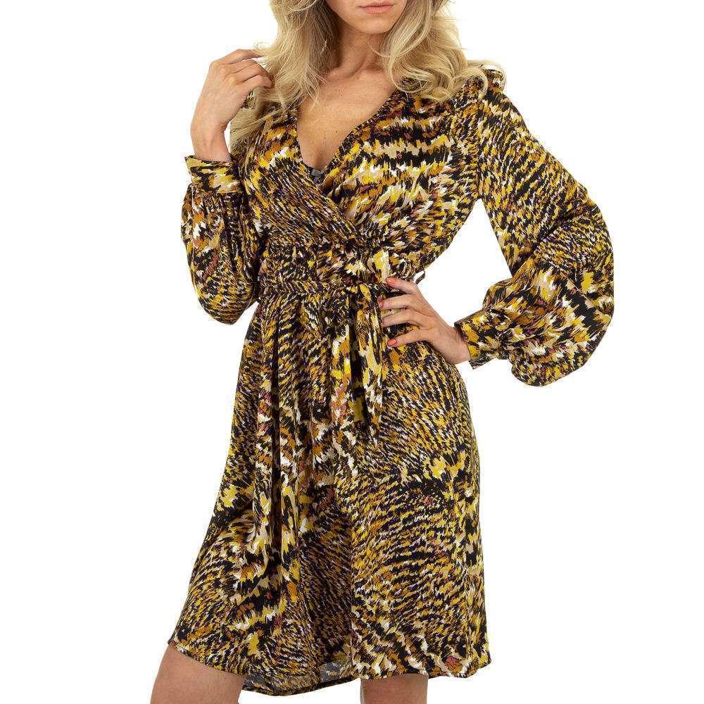 Rochie de bluză pentru femei by JCL - jaune