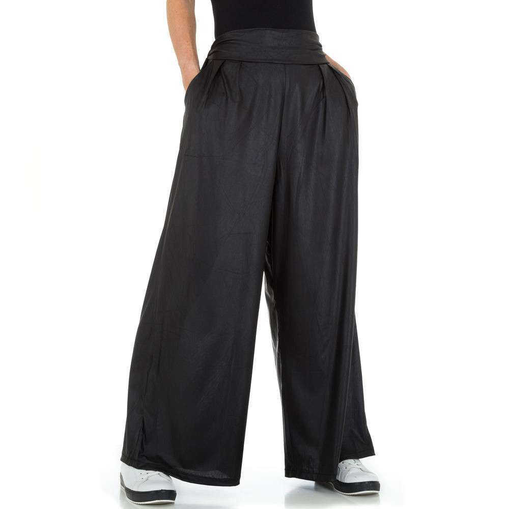 Pantaloni de damă marca JCL - negru