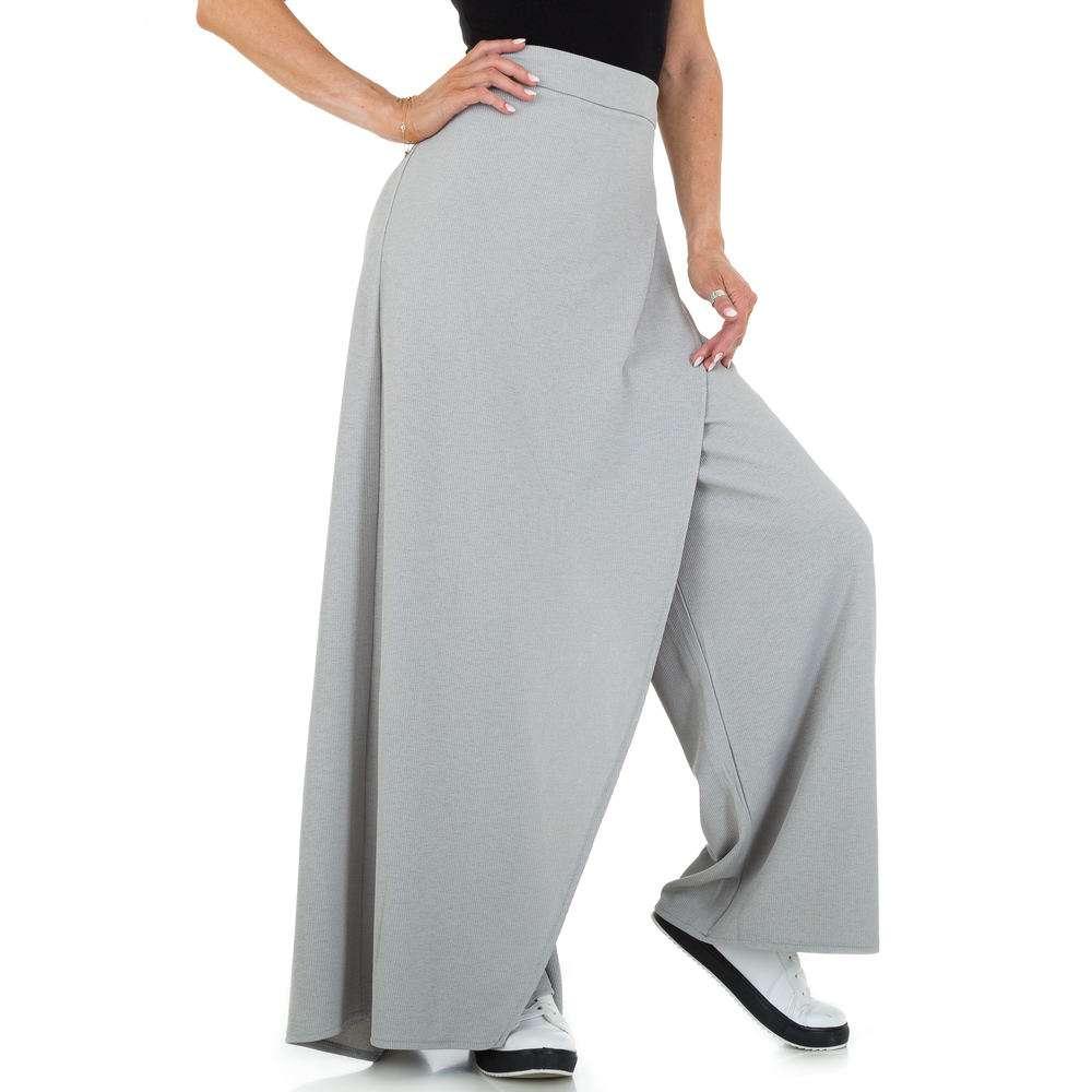 Pantaloni de damă marca JCL - gri