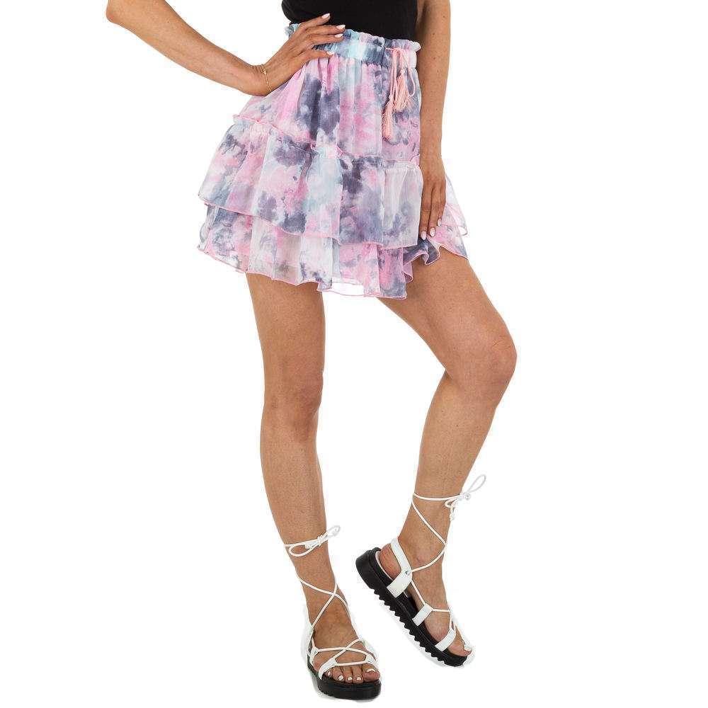 Fustă Mini pentru femei marca Drole de Copine - roz