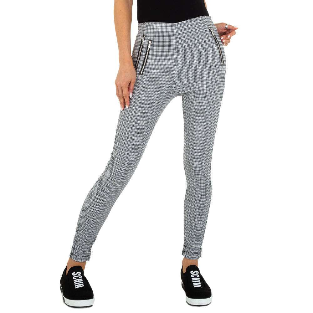 Pantaloni Skinny pentru femei marca Daysie Jeans - gri