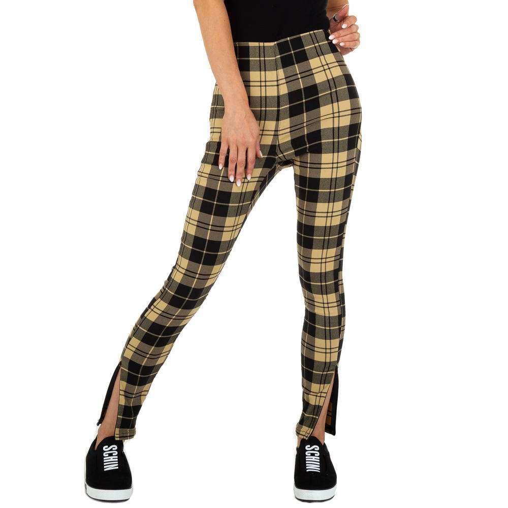 Pantaloni Skinny pentru femei marca Daysie Jeans - bej