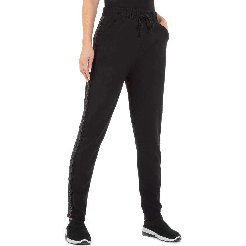 Pantaloni sport pentru femei marca Holala - neagră