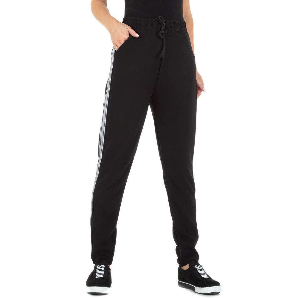 Pantaloni sport pentru femei marca Holala - argintiu