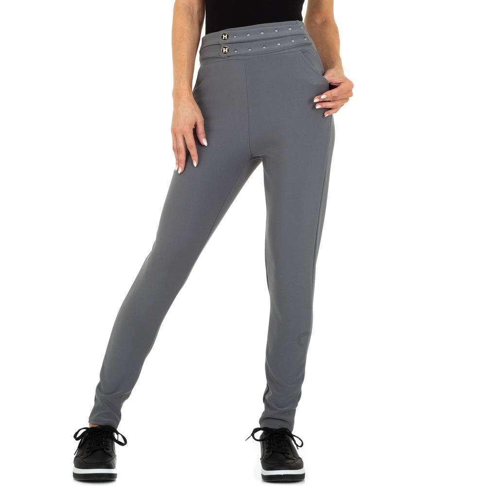 Pantaloni Casual pentru femei marca Holala - gri