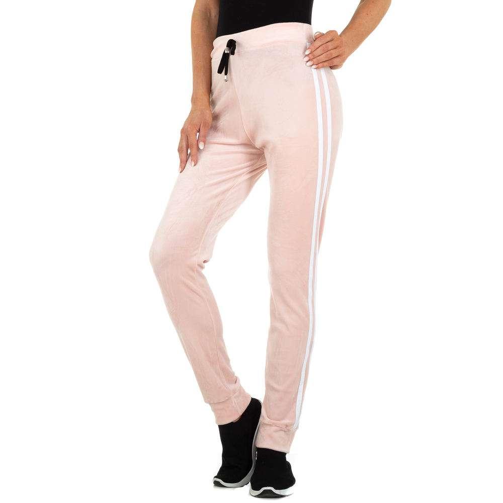 Pantaloni sport pentru femei marca Holala - roz