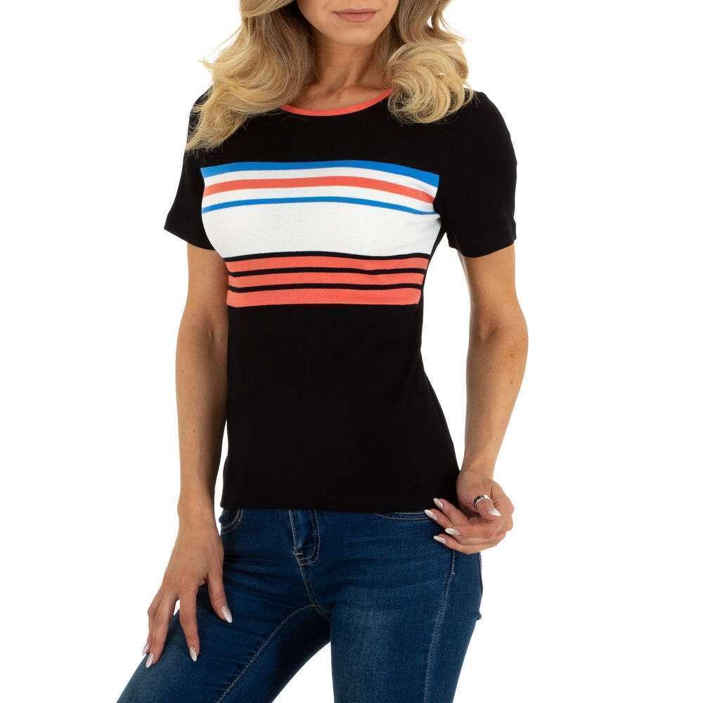 Tricou pentru femei marca Glo storye - neagră