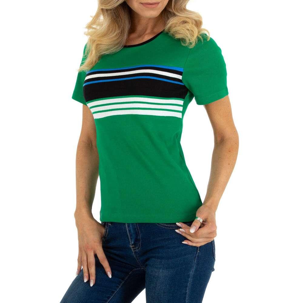 Tricou pentru femei marca Glo storye - verde