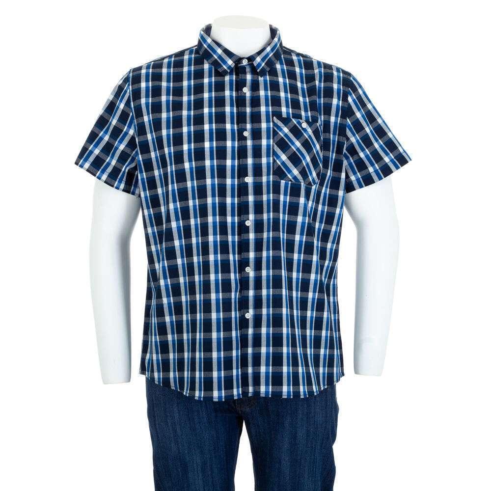 Herren Hemd von Glo Story - blue