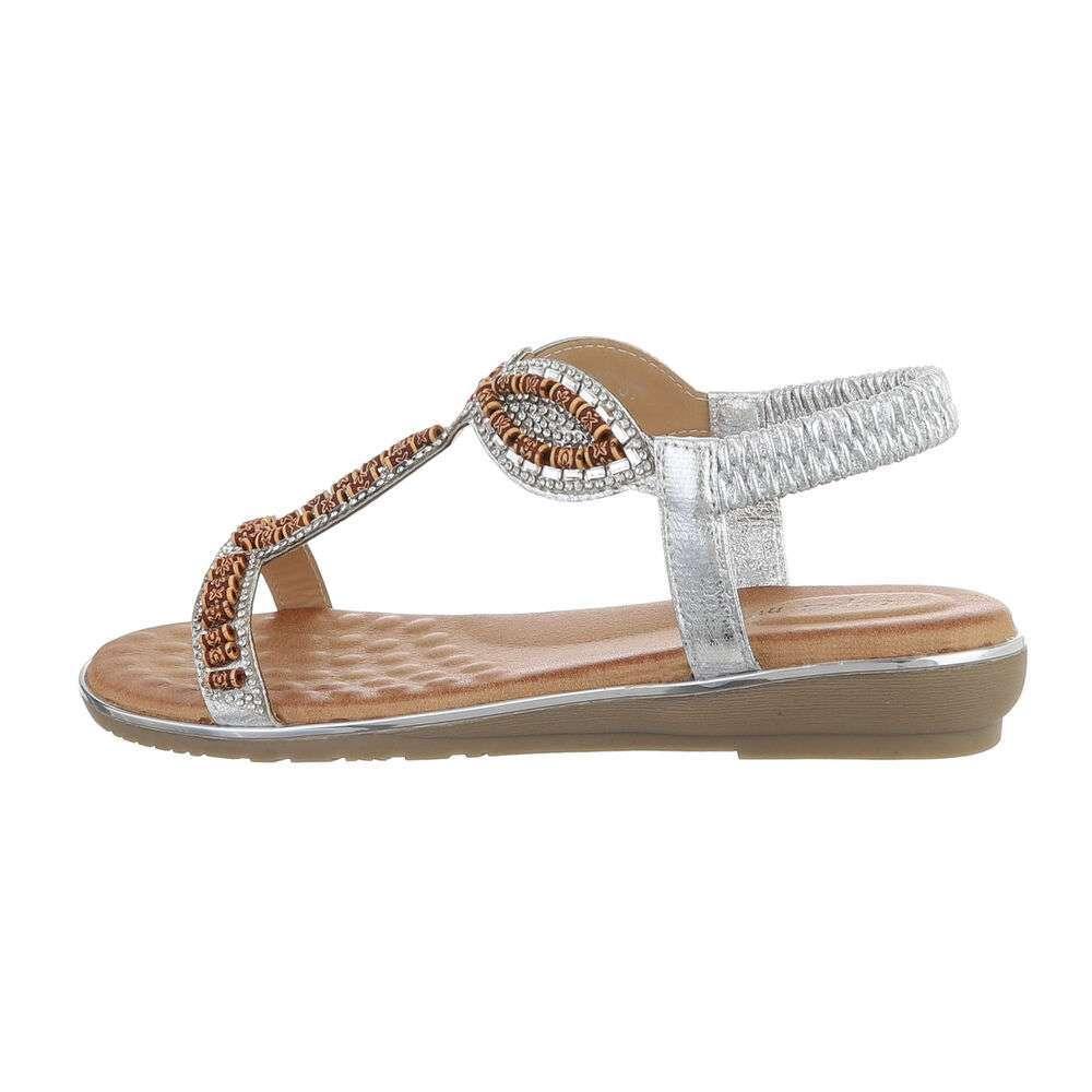 Sandale cu platformă pentru femei