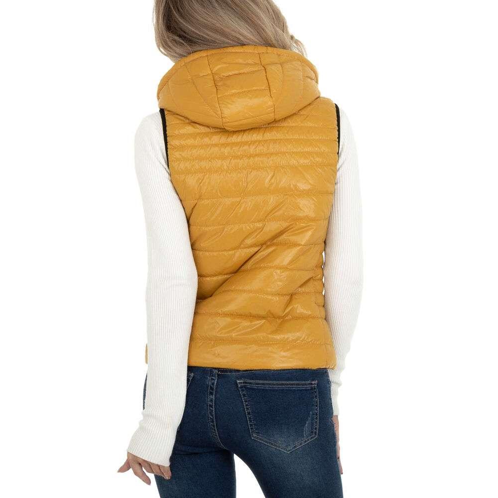 Damen Weste marca Ature - galben - image 3