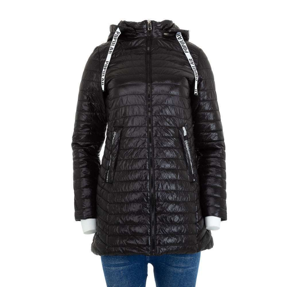 Geacă de iarnă pentru femei marca ATURE - neagră