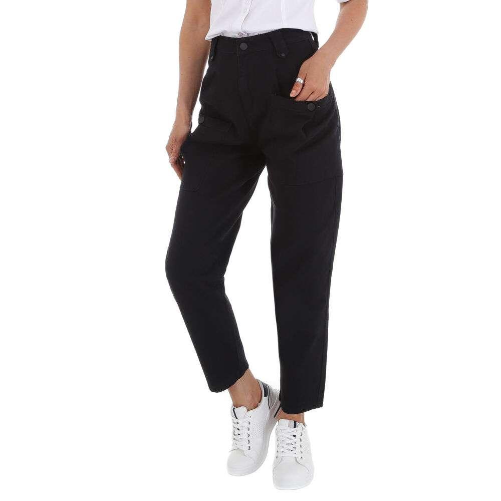 Pantaloni Casual pentru femei marca Daysie - neagră