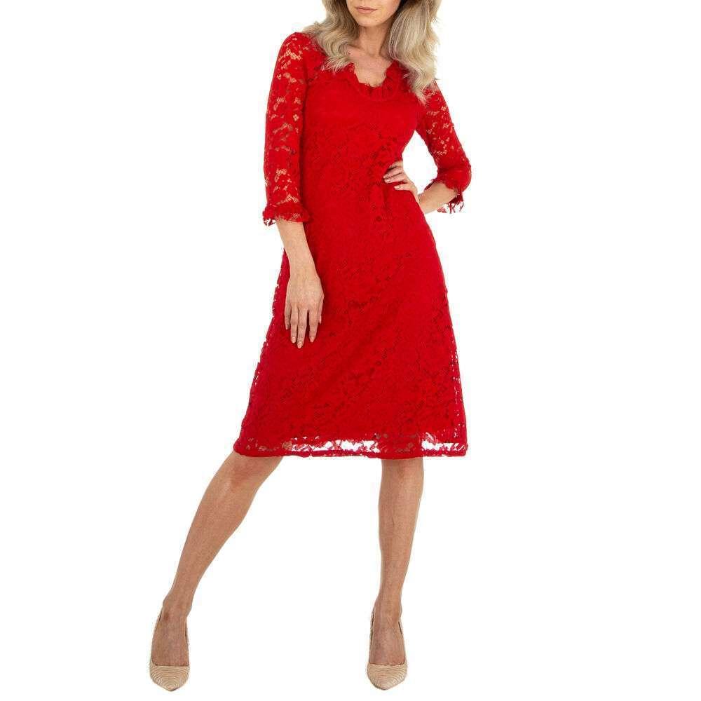 Rochie pentru petrecere marca METROFIVE - roșii