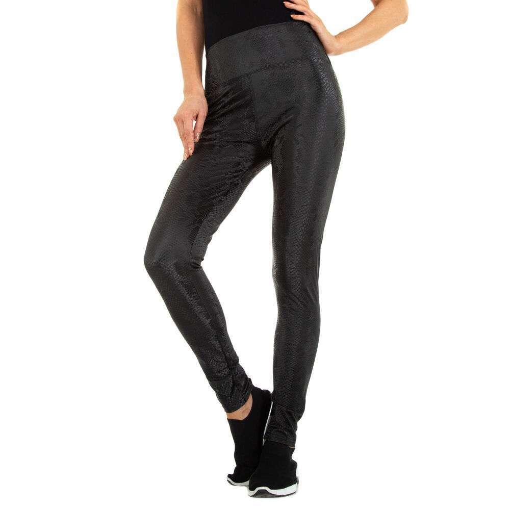 Lasini călduroși pentru femei marca Fashion Design - negru