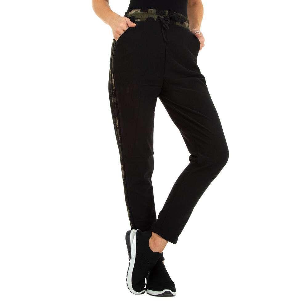 Pantaloni de trening pentru femei marca Holala - verde armată
