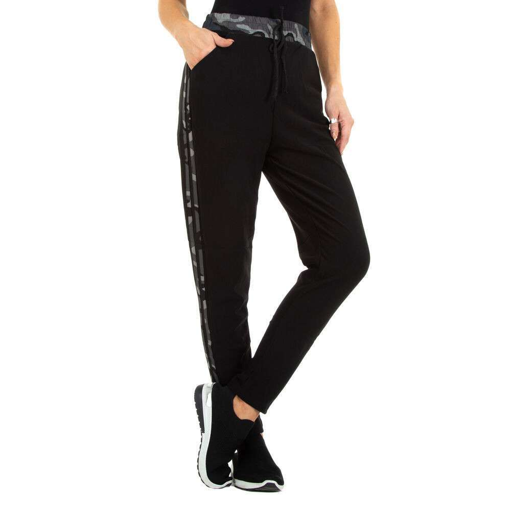 Pantaloni de trening pentru femei marca Holala - gri armată