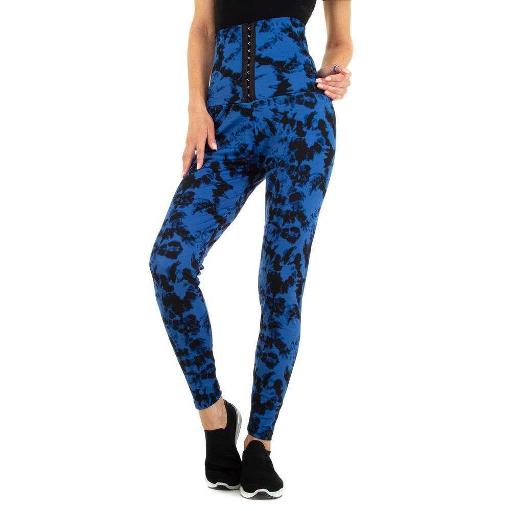 Jambiere clasice pentru femei marca Holala - albastru