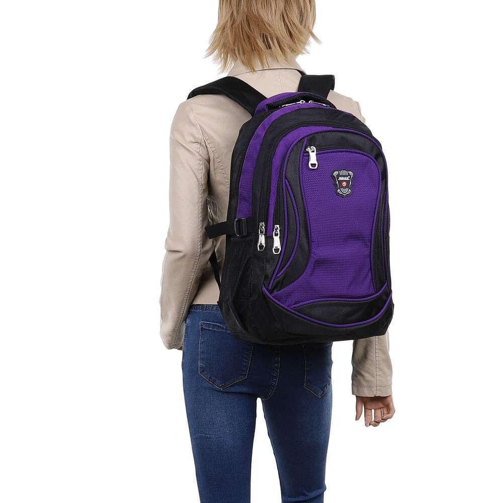 Rucsac damă - violet - image 4