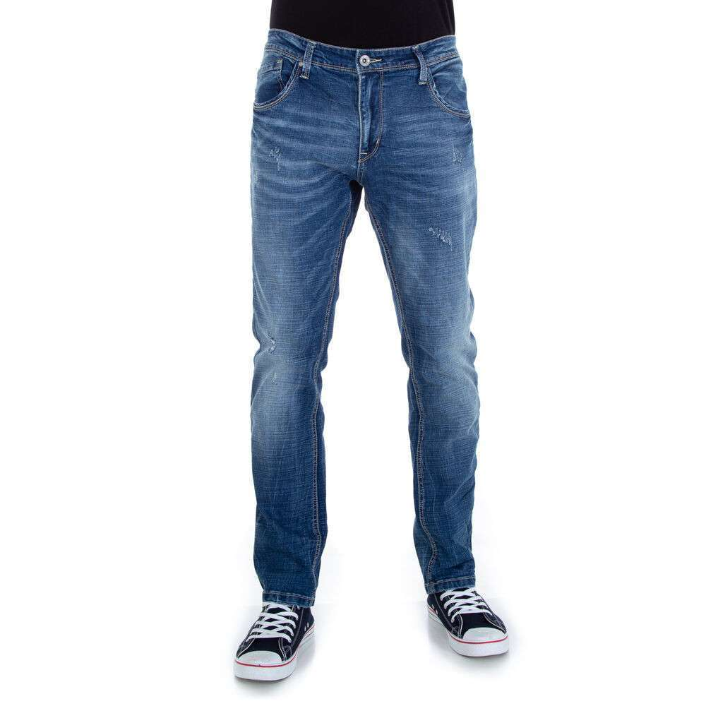 Jeans bărbat  marca ABC - albastru