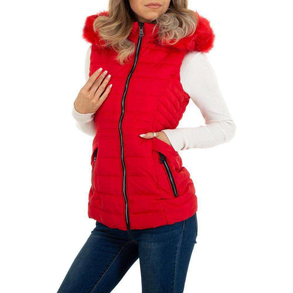 Damen Winterweste marca EGRET - rosii