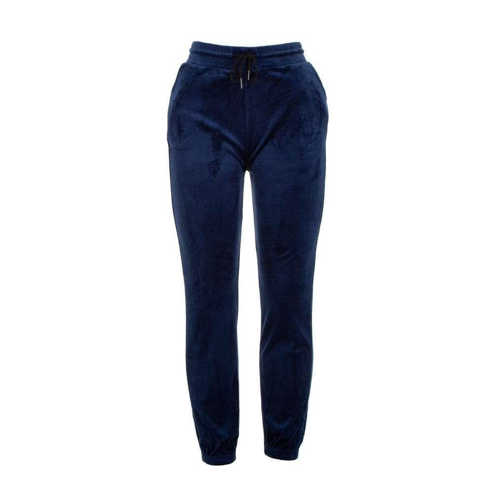 Pantaloni de trening pentru femei marca Holala - albastru