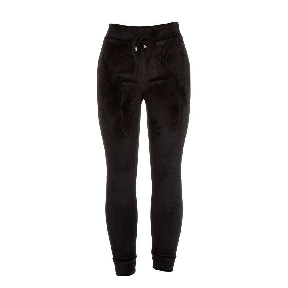 Pantaloni din stofă pentru dame marca Holala - negru