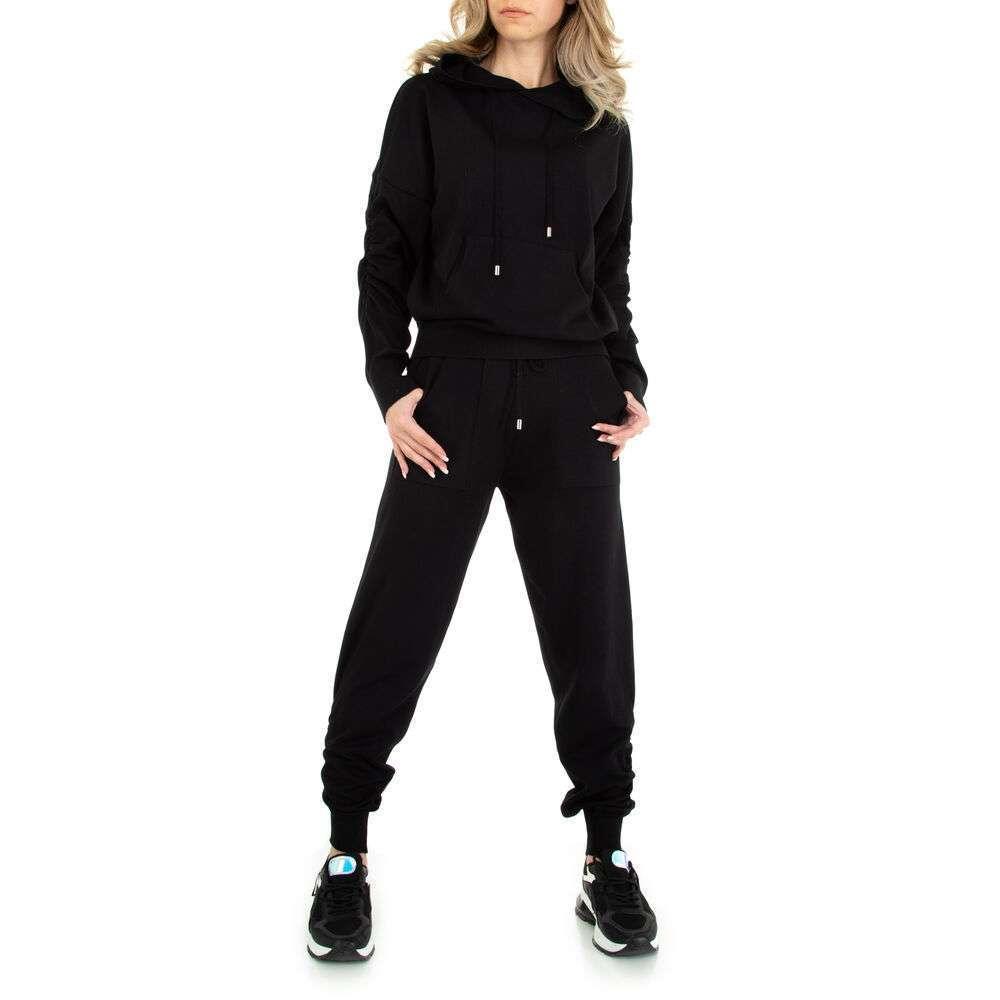 Costum din două piese marca Emma Ashley - negru