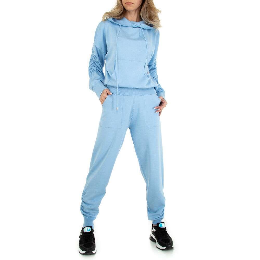 Costum din două piese marca Emma Ashley - albastru