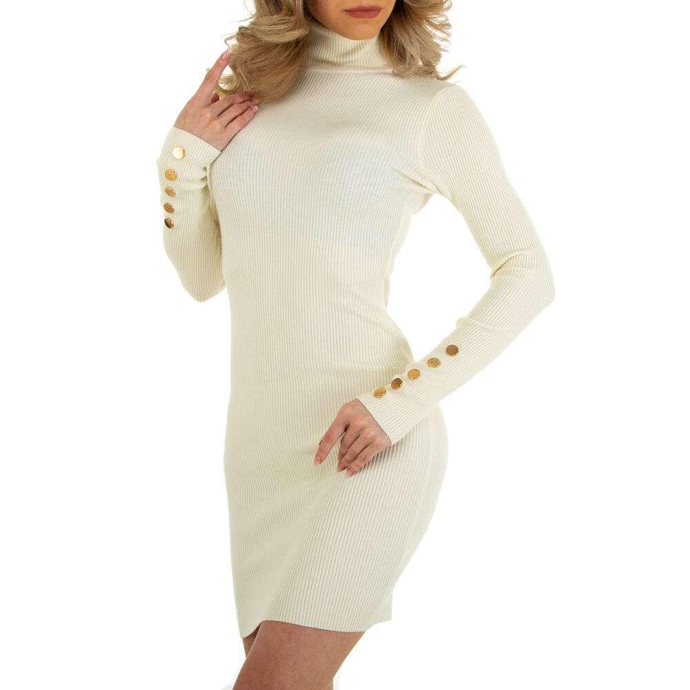 Rochie stretch pentru femei marca Emma Ashley - alb