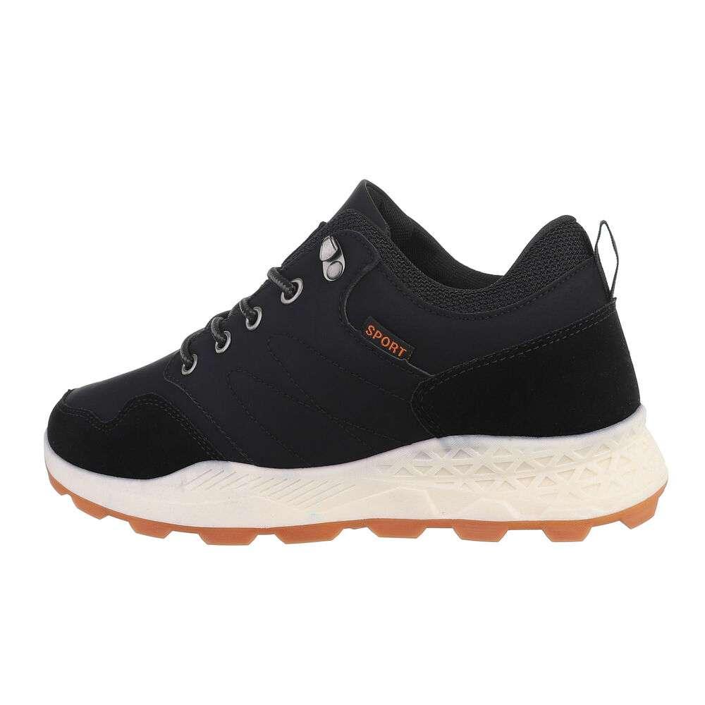 Pantofi casual pentru bărbați - black