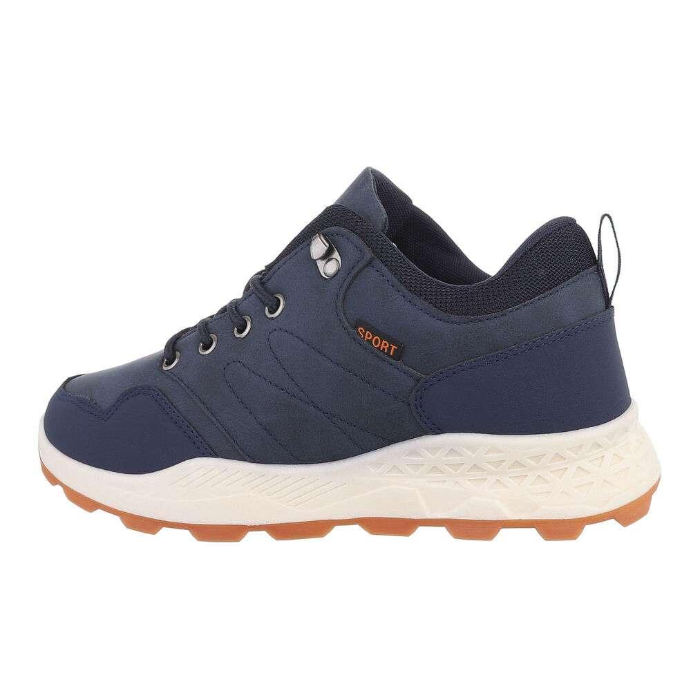 Pantofi casual pentru bărbați - blue