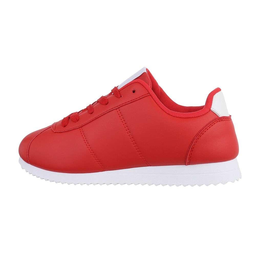 Pantofi casual pentru bărbați - red
